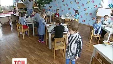 У Києві малечі в дитсадках влаштували голодне дитинство