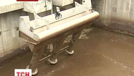 На Прикарпатті почали очищувати стоки бактеріями