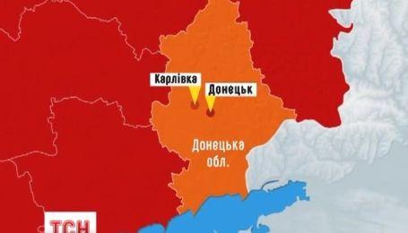 """Український батальйон """"Донбас"""" вирвався із ворожої засідки"""