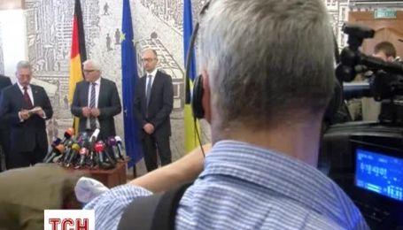 Німеччина пообіцяла надати Україні фінансову допомогу