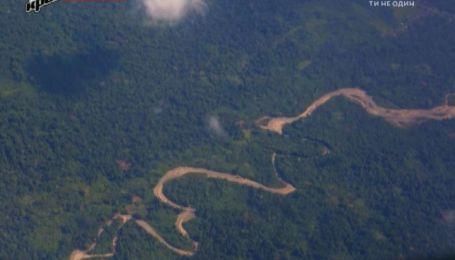 Папуа - одно из самых диких мест на планете