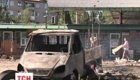 У Слов'янську загинуло двоє пенсіонерів під обстрілом терористів