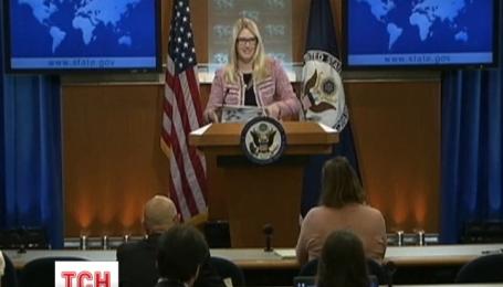 Вашингтон підтримує рішення Президента Порошенка щодо продовження АТО