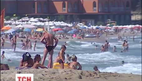 Украинцы не решаются ехать на курорт