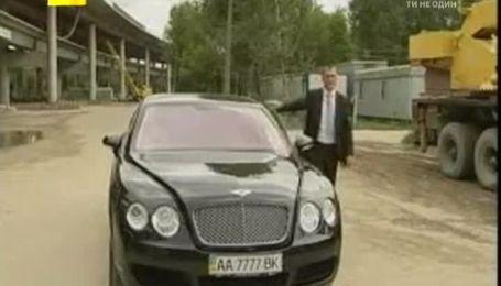 """Нардеп-рэкетир Продивус сам ходит на бандитские """"стрелки"""""""