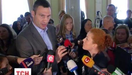 Леся Оробец всё же поборется за главное кресло столицы