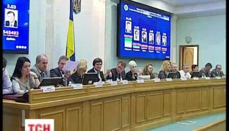 ЦВК планує у четвер завершити підрахунок президентських виборів