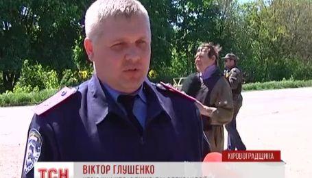 На Кіровоградщині правоохоронці за ніч затримали чотири підозрілі автівки