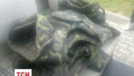 Українцям не дали провести бронежилети для військових на кордоні