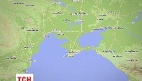 Крим на картах залишиться у складі України
