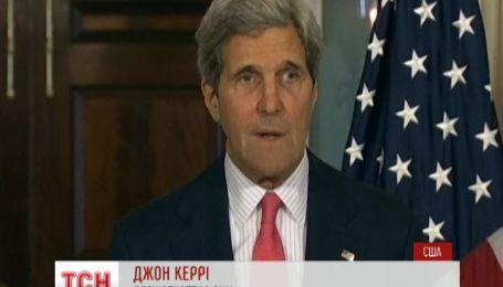 США бачать лише політичне рішення української проблеми