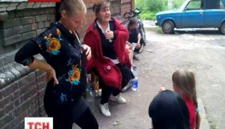 Жители Славянска пожаловались на ухудшение жизни