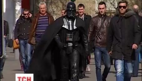 Дарту Вейдеру отказали в регистрации кандидатом в президенты