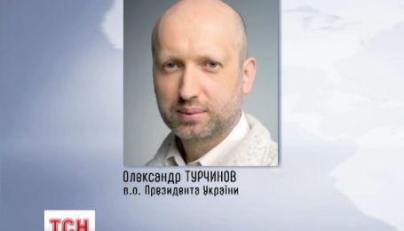 Турчинов требует от Авакова уволить руководителей милиции Луганщины и Донетчины