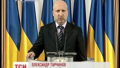 Турчинов пообіцяв чесні президентські вибори 25 травня