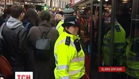 У лондонському метро протестують проти звільнень