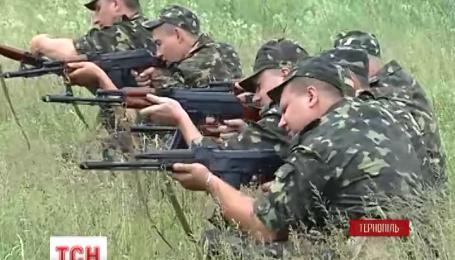 У Тернополі розпочав навчання батальйон територіальної оборони