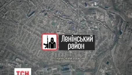 У Донецьку продовжується вогнепальне протистояння