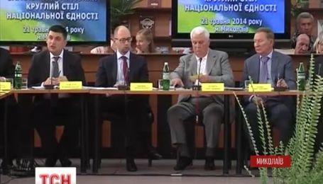 Круглый стол Национального единства обратился к гражданам Украины
