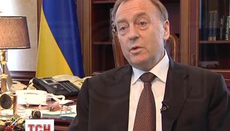 Лавринович уверен, что Янукович не считает себя легитимным президентом