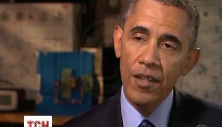 Обама пригрозив Росії новими санкціями