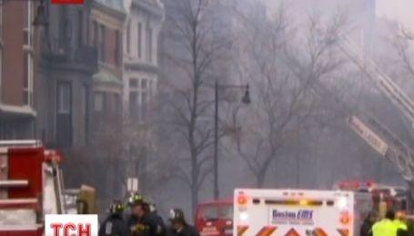 У Бостоні уборотьбі з вогнем загинули двоє пожежників