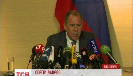 Лавров дав прес-конференцію після женевських перемовин