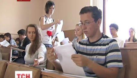 Кримські школярі можуть писати ЗНО в інших областях