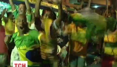Чемпионат мира по футболу начался в Бразилии ярким шоу на стадионе Сан-Пауло