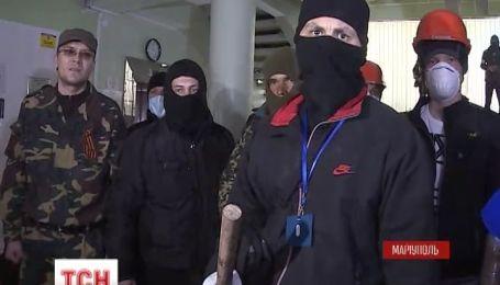 В Мариуполь вернули российскую пропаганду и выключили украинские телеканалы