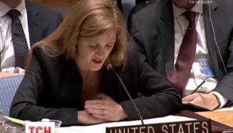 Росія знову спробувала презентувати свій проект резолюції по Україні в Радбезі ООН