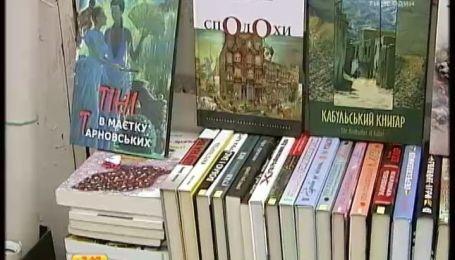Украинцы остаются одной из читающих наций