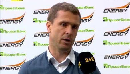 Ребров прокомментировал нелегкую победу Динамо над Ворсклой