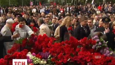 В Одессе значительно сократили празднования Дня победы