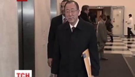 Генсек ООН лично посетит Москву и Киев