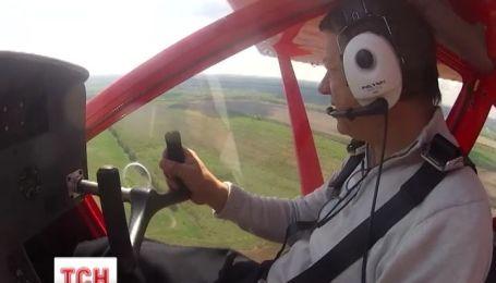 Частные самолеты стали на защиту границы Украины