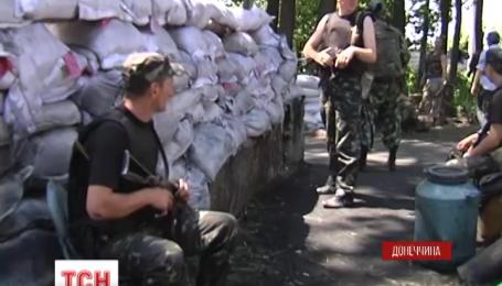 Украинская авиация штурмует блокпосты террористов на Донбассе