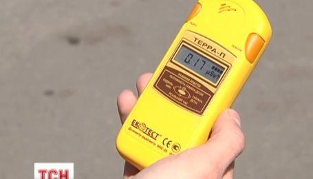 Эксперт замерял уровень радиации в Киеве