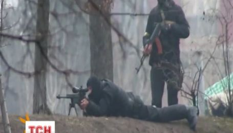 СБУ нацелилась на 13 человек, которые убивали людей на Институтской
