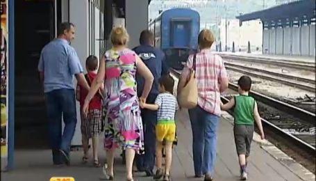 Беженцы из Донецкой и Луганской областей боятся ехать на Запад
