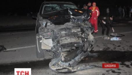 Водій позашляховика винен у смерті чотирьох людей на Буковині