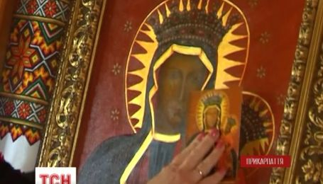 В Ивано-Франковске организуют паломничество в чудодейственной иконы Богородицы