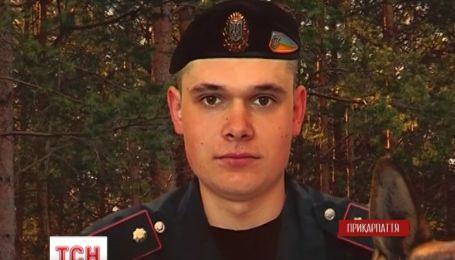 На Прикарпатье попрощались с молодым солдатом, убитым в Мариуполе