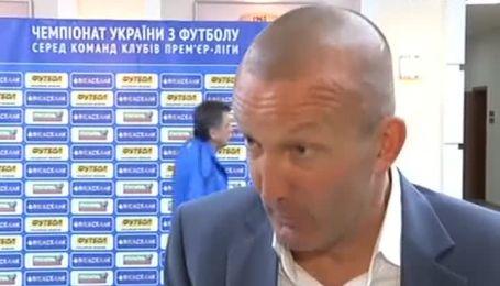 Григорчук пояснив свою поведінку в епізоді з Хуанде Рамосом