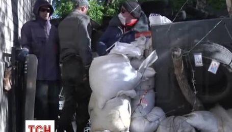 Сепаратисты в Донецкой области готовятся к штурму