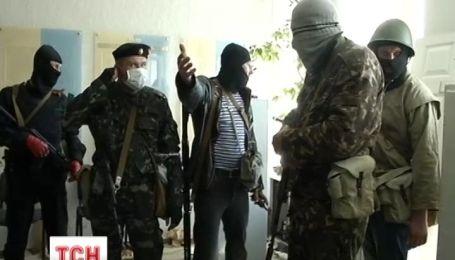У Луганську сепаратисти укріпили лінію оборони