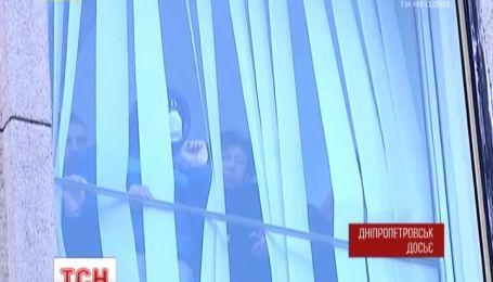 """Прокуратура Дніпропетровщини передала до суду обвинувальні справи стосовно п'ятьох """"тітушок"""""""