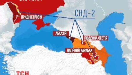 """Крим ризикує опинитись в """"СНД-2"""""""