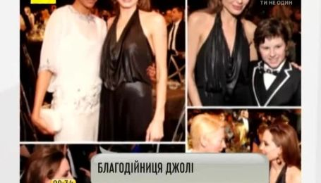 Анджелине Джоли приписывают анорексию