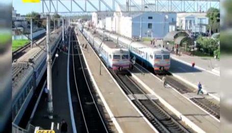 Укрзализныця сократила пассажироперевозки в Крым на 41%